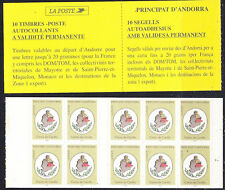 Andorra, French Administration, 1996 Arms of Canillo Booklet, MNH / UNM