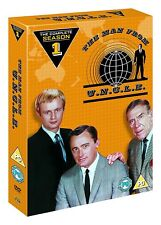 THE MAN FROM U.N.C.L.E. 1 (1964-1965) American Spy Uncle TV Series UK DVD not US