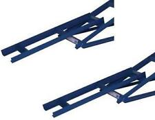Cougar Ramp Extensions for CR2 & CRW2 for low vehicles Pair of 2 in Blue
