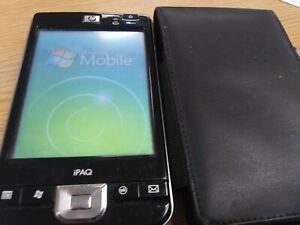HP iPAQ 211 Enterprise Handheld - Fair Condition