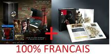 METAL GEAR SOLID 5 + GUIDE FRANÇAIS  COLLECTOR PHANTOM PAIN NEUF NEW SEALED PS4