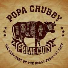 POPA CHUBBY - Prime Cuts: The Very Best Of The Beast .. - 2 CD Set !! - NEU/OVP
