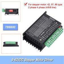 TB6600 Digital Stepper Motor Motor Driver 1.0-4.2A 9-42VDC For 28/35/39/42 CNC