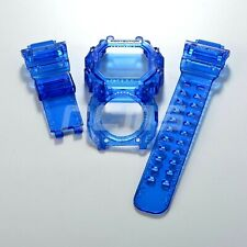 G-SHOCK GX/GXW-56 a.k.a King Band and Bezel Jelly Ice Custom Blue Colour