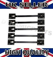 5x Vauxhall Astra G Corsa C 98-09 Side Panel Skirt Sill Strip Moulding Clips