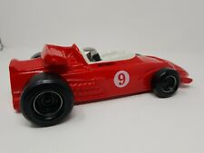 #9 Mario Andretti Indianapolis 500 1969 Winning Decanter Red AUTOGRAPH??