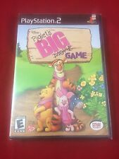Piglet's Big Game - PS2  Playstation 2 Video Games New Sealed