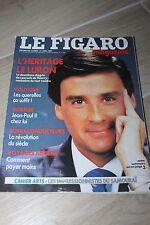 LE FIGARO MAGAZINE 13 JUIN 1987 N°13307 CHARLES JEAN PAUL II GDANSK LE LURON