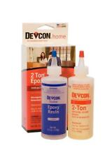 Two Devcon 2-Ton Epoxy Jewelry Resin Hardener Metals Ceramics Adhesive Glue