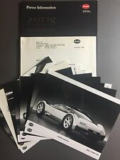 1992 Audi AVUS Quattro Concept Press Kit & Photos RARE!! Awesome L@@K