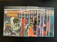 Swamp Thing 1972 First Series #11-#20 LOT OF 10 - High Grade - CGC Ready -VF+