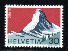 1965 Switzerland SC# 468 - Year of the Alps - M-NH