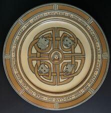 Mary Bacon Jones The Jungle Book Folk Design Plate for Guerin Limoges - J