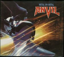 Anvil Metal On Metal CD new digipack