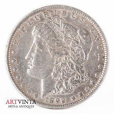 1892 O Morgan One Dollar Silver Silber Münze USA Amerika Coin Liberty VAM-5
