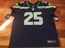 New Nike Richard Sherman Seattle Seahawks Elite Jersey Size 2XL $325