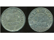PAYS BAS  25 cent 1941  ( bis )