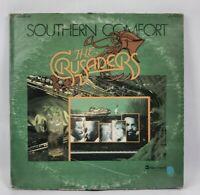 THE CRUSADERS-Southern Comfort/Wayne Henderson/Larry Carlton/Stix Hooper JAZZ LP
