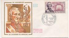 FRANCE 1971.F.D.C.150e ANNI DE L'ACADEMIE DE MEDECINE.OBLI:LE 13/11/71PARIS