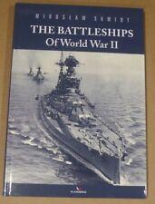 The Battleships of World War II vol.1 - ENGLISH Hardback SUPERB!!