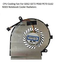 MSI GP72 GE62 GE72 GL62 GL72 PE60 PE70 ventilador de la CPU Paad 06015SL N303 B118 Nuevo