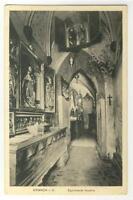 AK Erbach, Odenw, Egeinhardt Kapelle, 1920