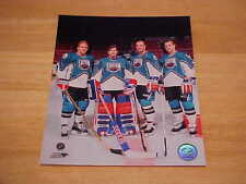 NY Rangers CORE 4 All-Stars Officially LICENSED 8X10 Photo FREE SHIPPING 3/more