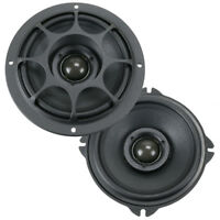 """NEW Morel Integra Ovation 5  5"""" Coaxial Car Audio Speakers 4-Ohm Coax CLEARANCE"""