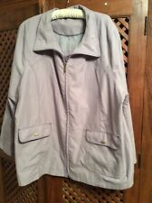 Ladies  Mac/raincoat/Jacket, Coat size XL Lilac, Mauve