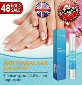 4ml Pro Anti Fungal Nail Treatment Repair Finger Toe Care Nail Fungus Liquid Pen