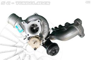 Turbolader Opel Astra Corsa Insignia Meriva 1.6l T 110/155kw Z16LER 53039700110
