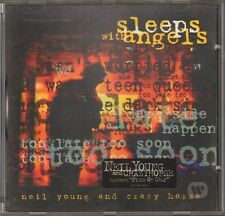 NEIL YOUNG Sleeps with Angels CD 12 track Neil Young & and CRAZY HORSE 1994