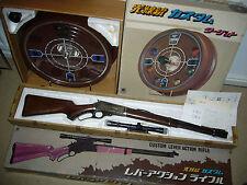 RARE vintage NINTENDO Kousenjuu Custom SP Light Gun & Target VIDEO GAME 1971