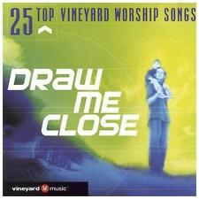 25 Top Vineyard Worship: Draw Me Close 2 disk cd excellent condition!