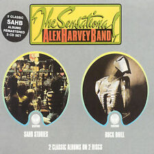 Sahb Stories/Rock Drill [Remaster] by The Sensational Alex Harvey Band (Rock)...