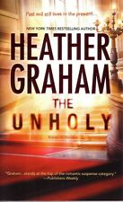 Heather Graham  The Unholy    Krewe Of Hunters   Horror   Pbk NEW