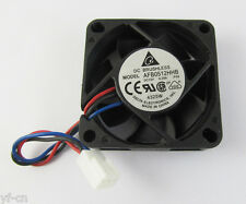 1pc DELTA AFB0512HHB 50x50x15mm 50mm 5015 12V DC Brushless CPU Cooling Fan 3wire