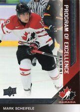 2013/14 Upper Deck Team Canada - #207 MARK SCHEIFELE [Program of Excellence]