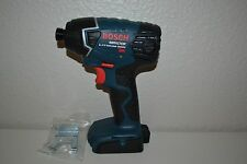 "New Bosch 25618 18V 1/4"" Cordless Hex Impact Driver Li-Ion with Belt Clip !!"