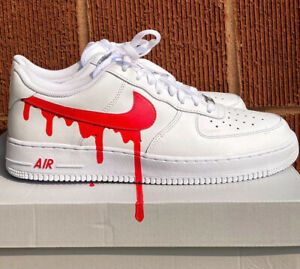 Air Force 1 'Cherry Drip' ANY SIZE