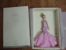 SORIEE Barbie PINK DRESS Platinum Label Silkstone Fashion Model 2007 RARE