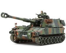 "️380447 Tamiya 37022 "" 1 35 Forze Armate tedesche M109 A3g Obice Veicolo B01cn"