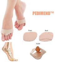 Pedimend™ Gel Metatarsal Pads Fabric Ball Foot Cushions Morton Neuroma Skin Care