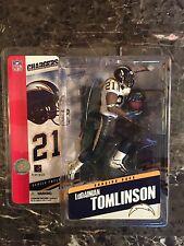 McFarlane Toys NFL San Diego Chargers Sports Picks Series 12 LaDainian Tomlinson