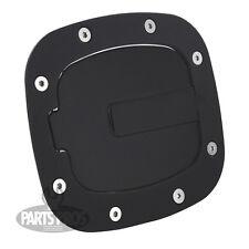 NEW Flat Black Non-Locking Gas Fuel Door / FOR TOYOTA FJ CRUISER 2007-2014