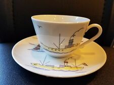 Kahla cup and saucer