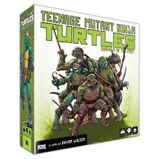 Teenage Mutant Ninja Turtles Shadows Of The Past Board Game IDW Games Brand New