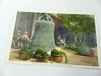 Vintage Postcard Riverside Glenwood Mission Inn Naval Orange Tree California