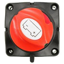 NEU 12V/24V 300A Batteriehauptschalter Batterie Umschalter Trennschalter