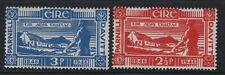 Ireland 1946 Plowman set Sc# 133-34 NH